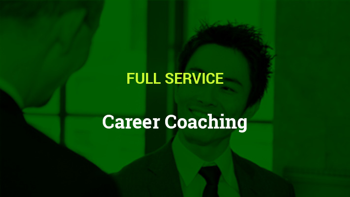 Career Coaching Full Service